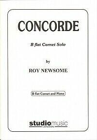 Concorde - Cornet & Piano
