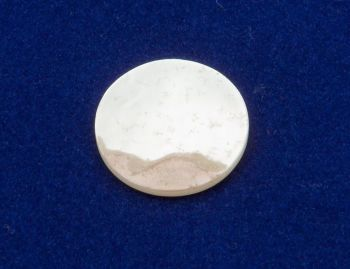 Finger Button Pearl - 12mm