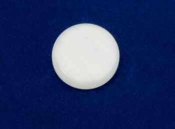 Finger Button Pearl - 12.6mm