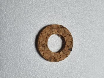 Cork Washer - 12mm x 6mm x 2mm