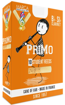 Marca Primo Clarinet Reeds - Size 1.5