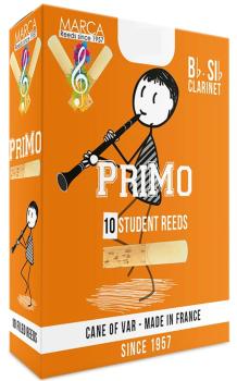 Marca Primo Clarinet Reeds - Size 3.0