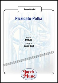 Pizzicato Polka - Brass Quintet