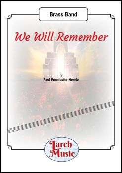 We Will Remember - Brass Band