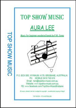 Aura Lee - Concert Band