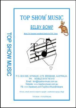 Bilby Bomp - Beginner Concert Band