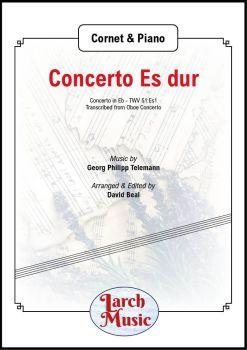 Concerto Es dur- Cornet & Piano