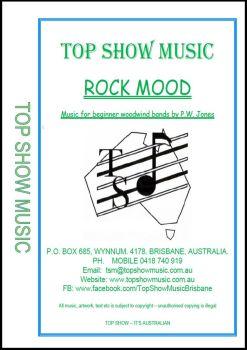 Rock Mood - Concert Band