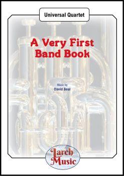 A Very First Band Book - Universal Quartet