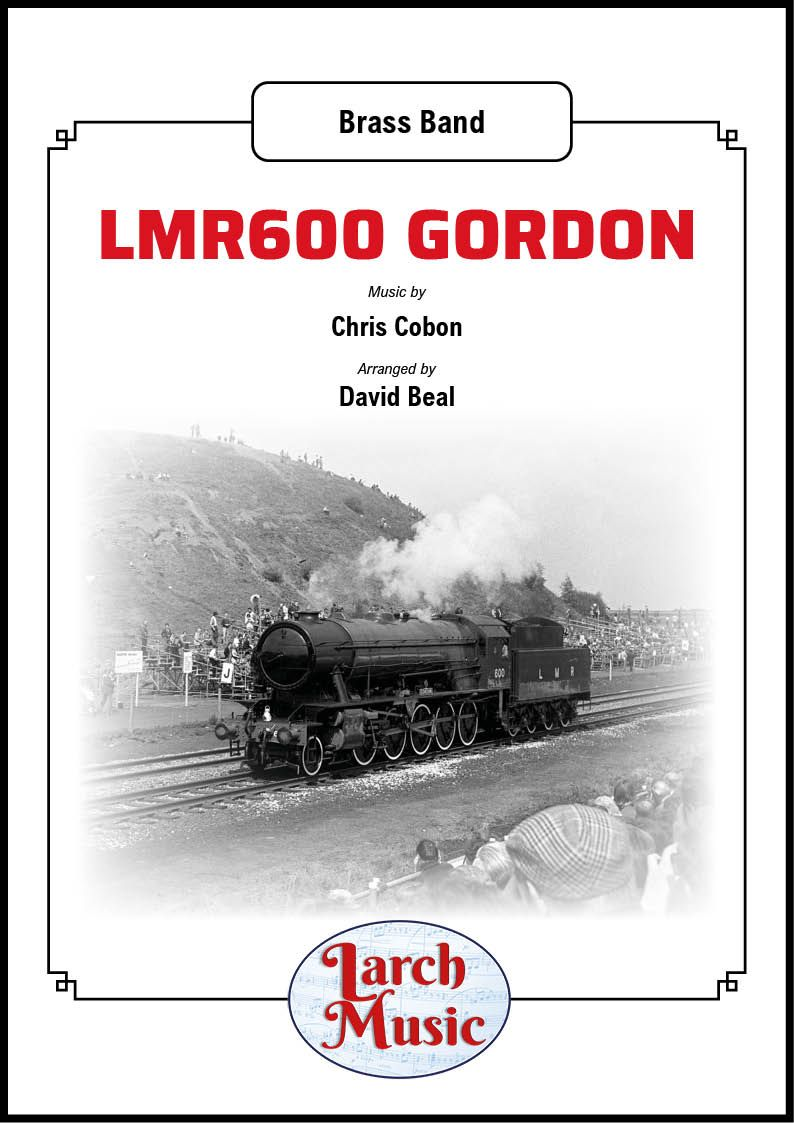 LMR600 Gordon - Brass Band