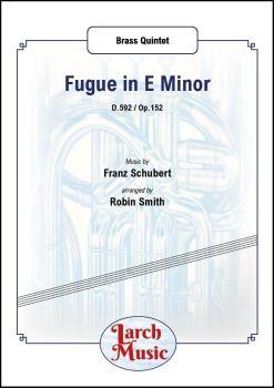 Fugue in E Minor - Brass Quintet