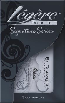 Legere Reeds Clarinet Bb European Signature 2.50