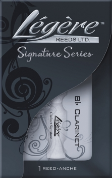 Legere Reeds Clarinet Bb Signature 4.00