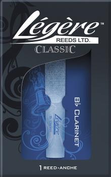 Legere Reeds Clarinet Bb Standard Classic 2.50