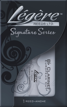 Legere Reeds Clarinet Bb European Signature 4.50