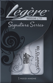 Legere Reeds Clarinet Bb German 2.50
