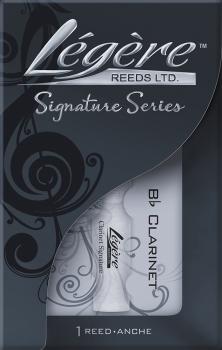 Legere Reeds Clarinet Bb Signature 2.75