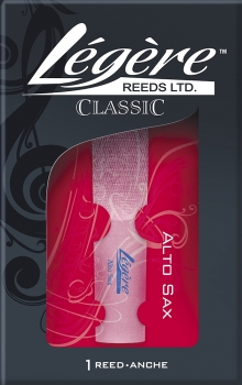 Legere Reeds Alto Saxophone Standard Classic 2.50