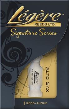 Legere Reeds Alto Saxophone Signature 2.50