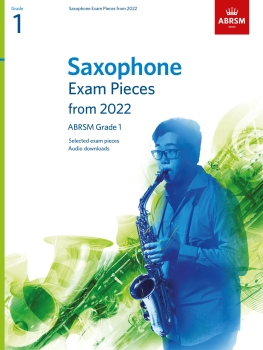Saxophone Exam Pieces 2022-2025 Grade 1