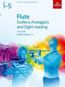Flute Scales and Arpeggios