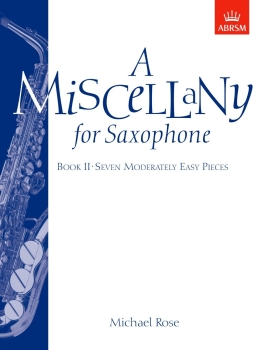 A Miscellany for Saxophone, Book II