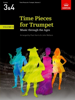 Time Pieces for Trumpet, Volume 3