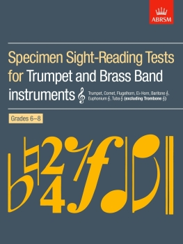 Specimen Sight-Reading Tests