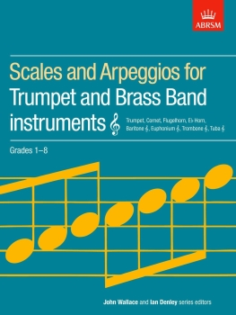 Scales and Arpeggios for Trumpet