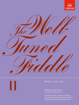 The Well-Tuned Fiddle, Book II