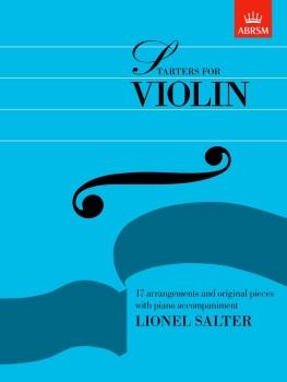 Starters for Violin