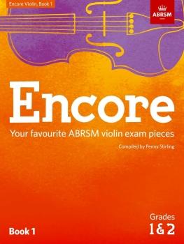 Encore - Violin Book 1 (Grades 1 & 2)