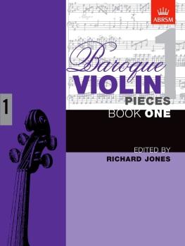 Baroque Violin Pieces, Book 1