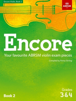 Encore - Violin Book 2 (Grades 3 & 4)
