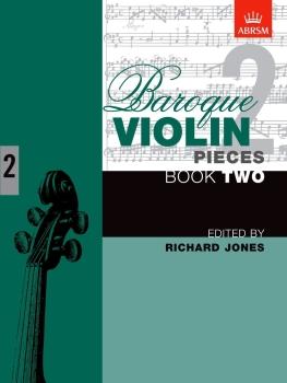 Baroque Violin Pieces, Book 2