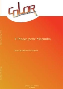4 Pieces Pour Marimba
