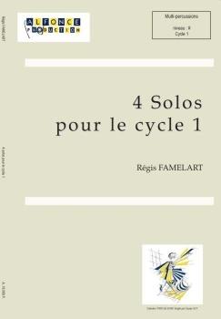 4 Solos Pour Le Cycle 1