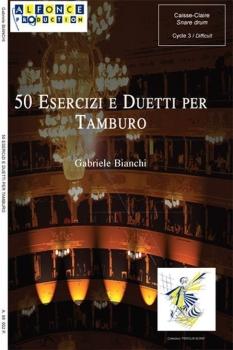 50 Esercizi E Duetti Per Tamburo