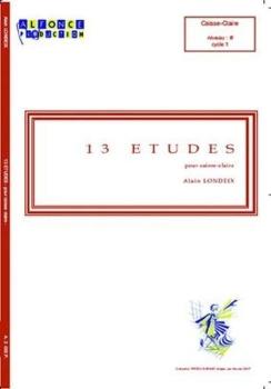 13 Etudes