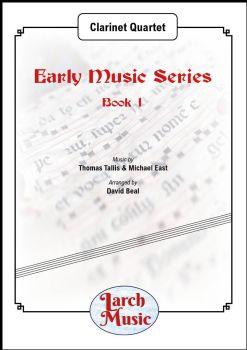 Early Music Series Book 1 - Clarinet Quartet