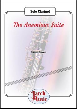 An Anemious Suite - Solo Clarinet