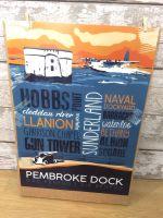 A2 Pembroke Dock Poster