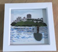 Pembroke Castle box frame