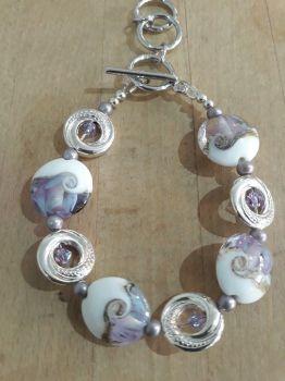 'Angle' bracelet