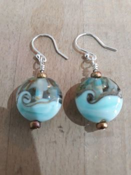'Manorbier' earrings