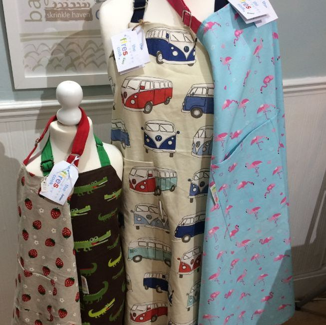 The Ffres Cook Aprons