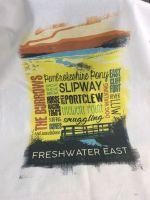 Freshwater East Tea Towel
