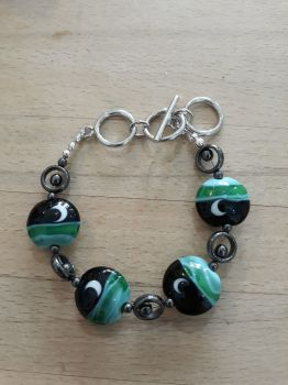 'Moonlight' bracelet