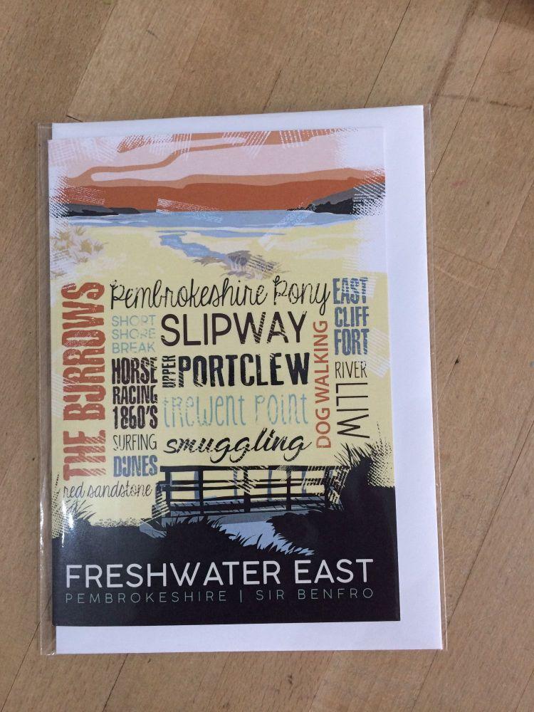Freshwater East