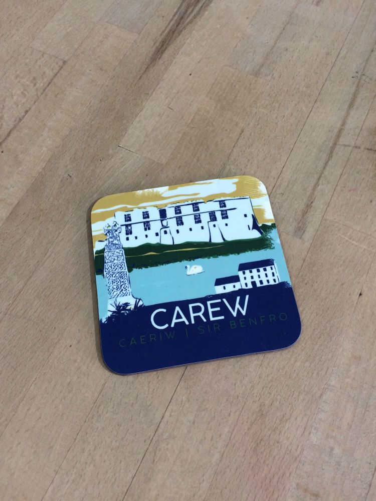 Carew Coaster